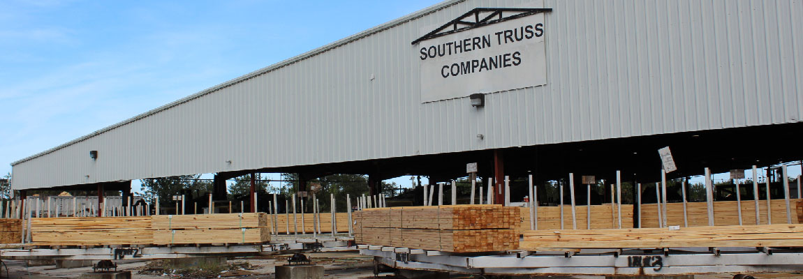 Southern Truss Companies Provide the Finest Service in the Industry.
